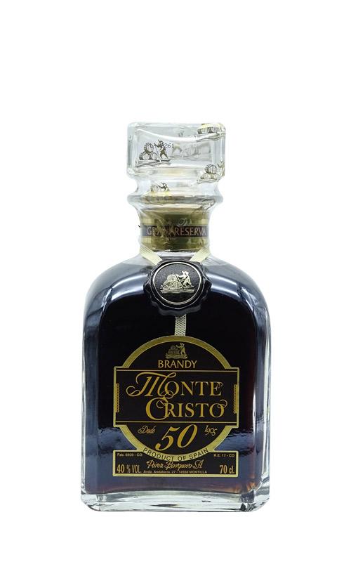 Brandy Monte Cristo 50 Años - FR