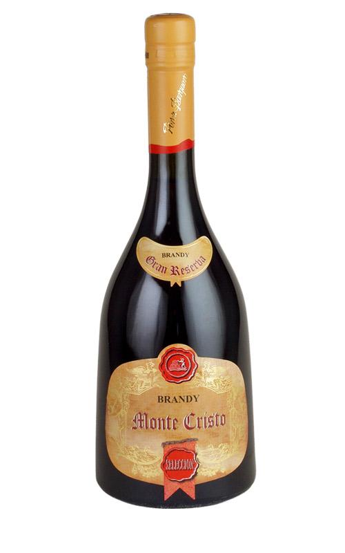 Brandy Monte Cristo Gran Reserva Selección - FR