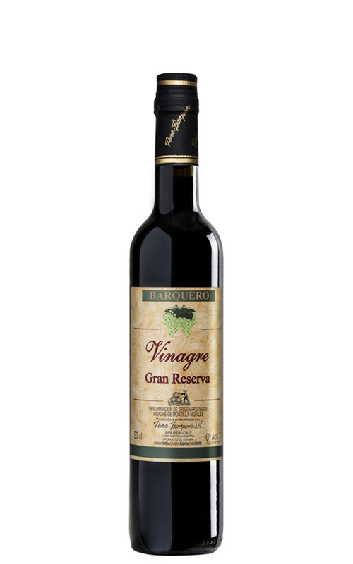 Vinagre Gran Reserva Solera